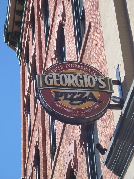 Georgio's Pizza on Ionia