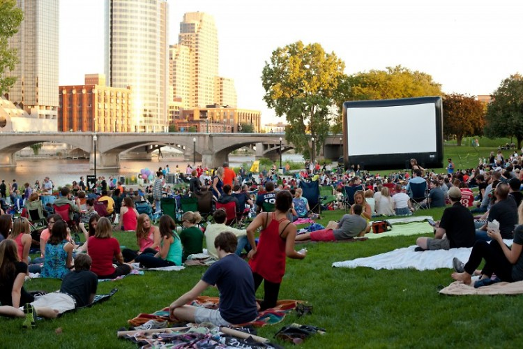 2013 Movies in the Park