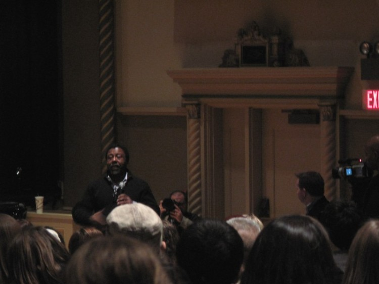 African-American studies professor and historian Dr. Randal Jelks contextualizes developments in Uptown.