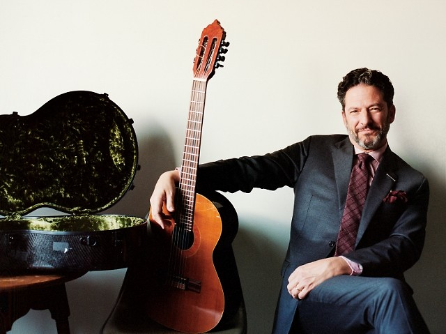 Jazz guitarist and singer John Pizzarelli plays 'McCartney and More' with the Grand Rapids Pops on Sept. 21-23.