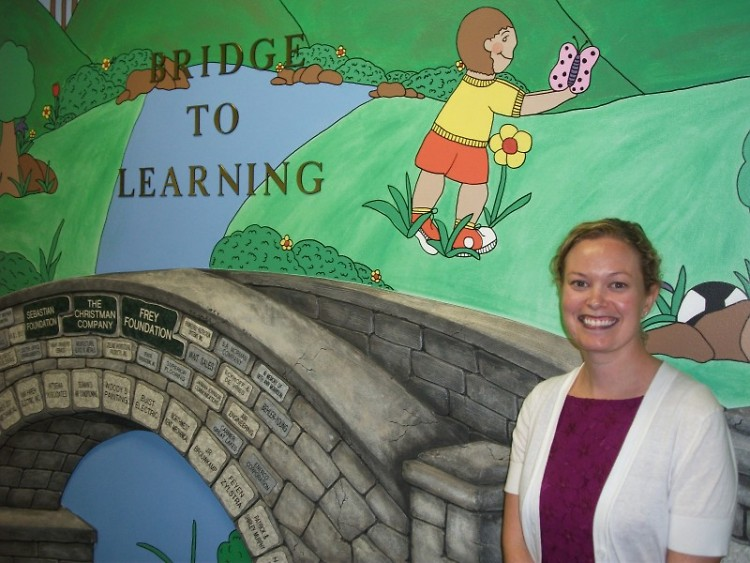 Katherine Pegman, Director of the Children's Dyslexia Center of West Michigan