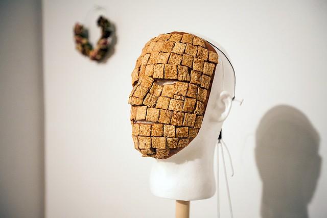 """Part of """"Cinnamon Taoist Crunch"""" by Lucas Schurkamp"""