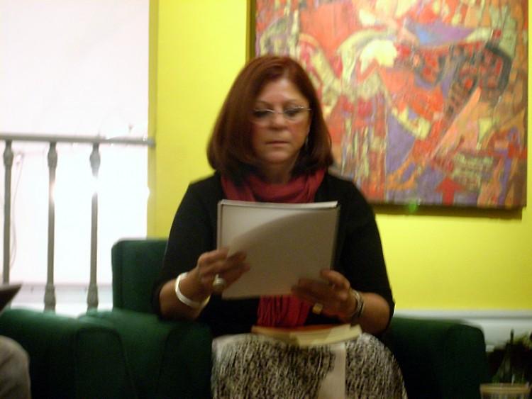 Zulema Moret, PhD - Expressive Language Specialist, Spiritual Director, Poet