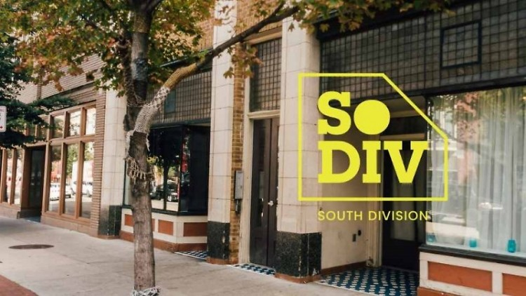 SoDiv is the new identity for the South Division Commercial Corridor in Heartside