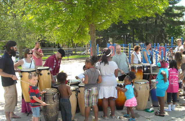 2013 Picnic in the Park