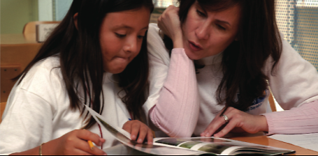 Schools of Hope is also a tutoring program that matches up volunteers with students in need of a mentor.