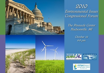 2010 Congressional Issues Forum
