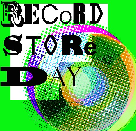 Record Store Day Image created by Nathan Kukla