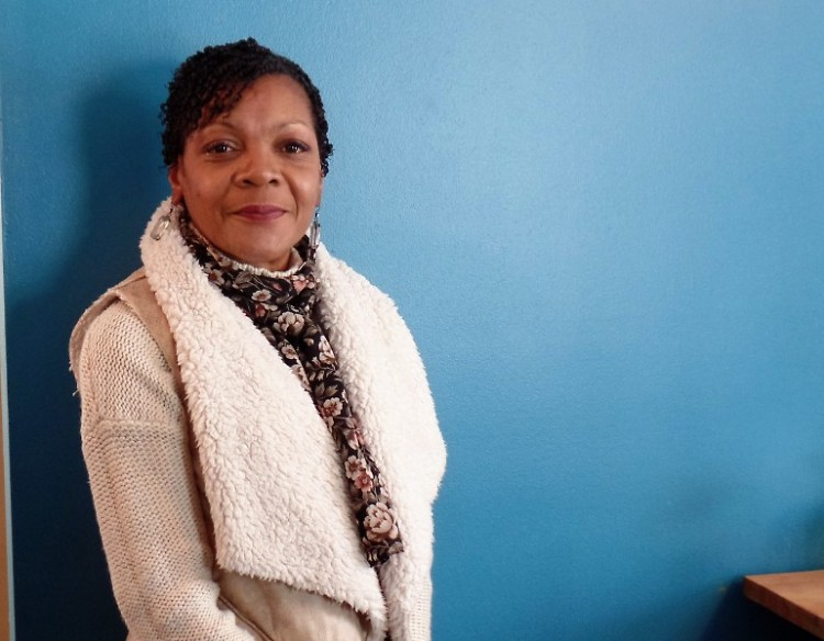 Yvonne Johnson has lived near Wealthy Street for 18 years