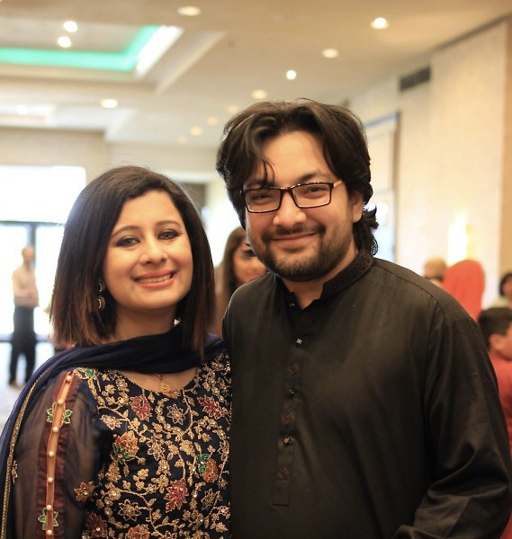 Sana and Ammad Khan
