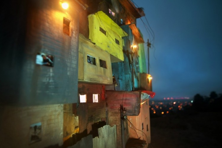 One Thousand Shacks by Tracey Snelling