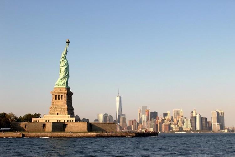 Statue of Liberty - Liberty Island