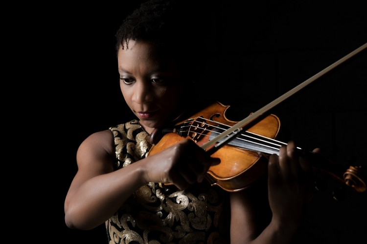 Violinist Tai Murray performs Lalo's 'Symphonie Espagnole' with the Grand Rapids Symphony on Nov. 15-16, 2019.