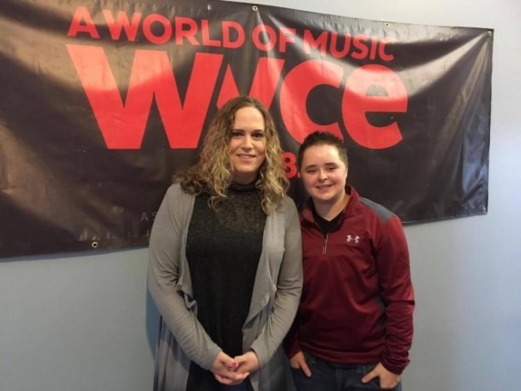 Ellie Webster and Kayden Grinwis