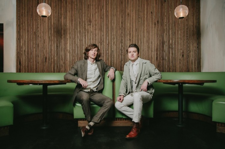 Joey Ryan and Kenneth Pattengale, The Milk Carton Kids
