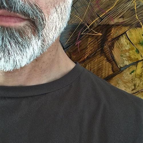 Artist Curt Ikens