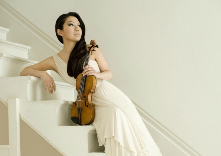 Violinist Sarah Chang is guest soloist for the opening concerts of the Grand Rapids Symphony's 2017-18 season on Sept. 15-16.