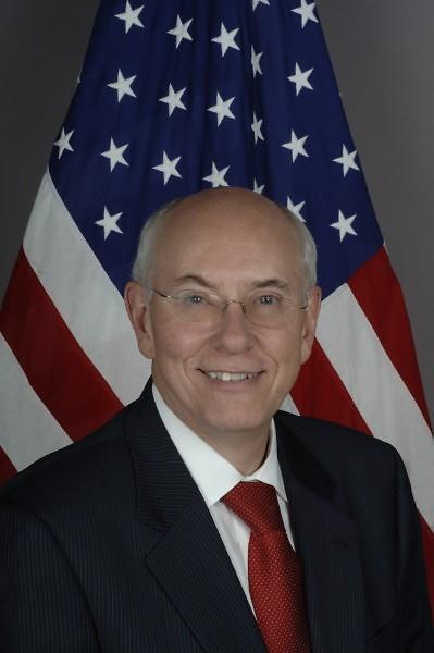 Ambassador Bill Garvelink