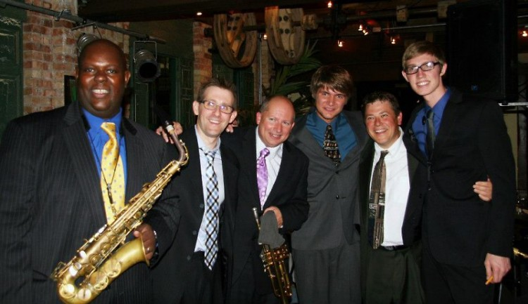 Monday Night Jazz Series at Bobarinos