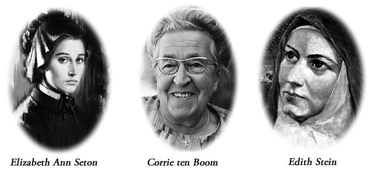 <center><strong>Women of Conviction</strong></center>