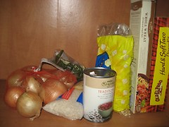 2 days to go: Here's what's in my cupboard