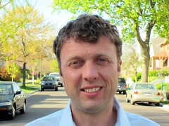 Senior Architect & Urban Designer Mark Miller, AIA