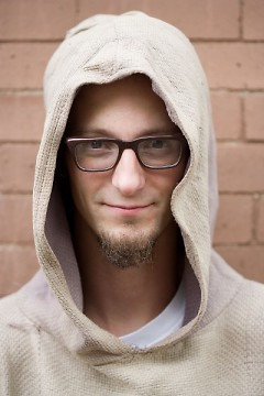 Shane Claiborne has become a radical leader for young Christians in America