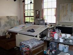 The warehouse studio on 1111 Godfrey SW