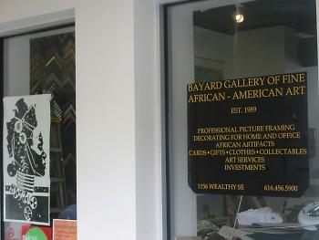 Bayard Gallery on Wealthy
