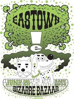 Poster for Eastown's Bizarre Bazaar