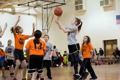 GRPS Girls basketball game