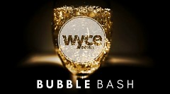 This is the 18th annual WYCE Bubble Bash