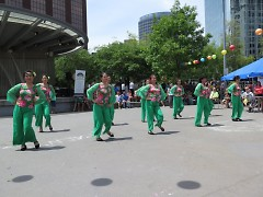 2017 Grand Rapids Asian-Pacific Festival performers