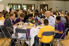 2nd Annual S&B Dinner in October 2010.
