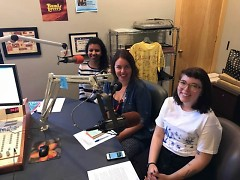 The Rapidian hosts its second episode of Catalyst Radio.
