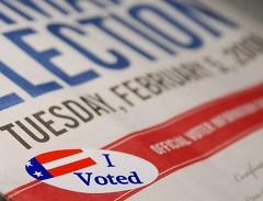 Kent County has 250 voting precincts.