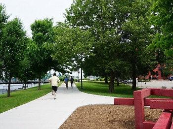 The City of Grand Rapids will be closing common touchpoint amenities in its parks, effective April 7, 2020.