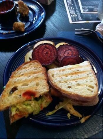 The Bartertown Vegan Grandwich