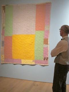 Susana Allen Hunter quilt with Rick Beerhorst