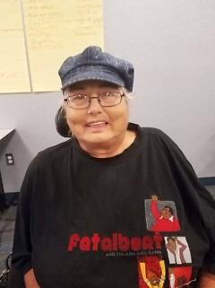 Sharon Benson, Heartside Neighborhood, Grand Rapids