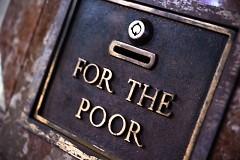 For the Poor Charity Box, Basilica of St. Adalbert