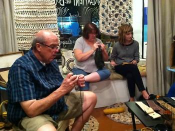 Division fiber yarn social