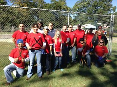 Kellogg's employees at Lincoln Park