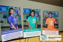 Three local Youth of the Year finalists.