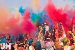 Color Run Denver, Colorado