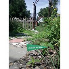 Community gardens like Treehouse matter to Ana.