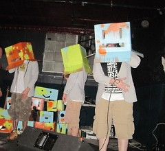 Assorted Anonymous, Performing.