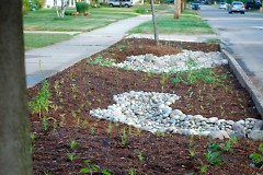 Alger Heights stormwater management