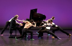 """GRB performs """"And Etudes"""" choreographed by Thomas Dancy"""