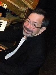 Andrew Rogers, organist